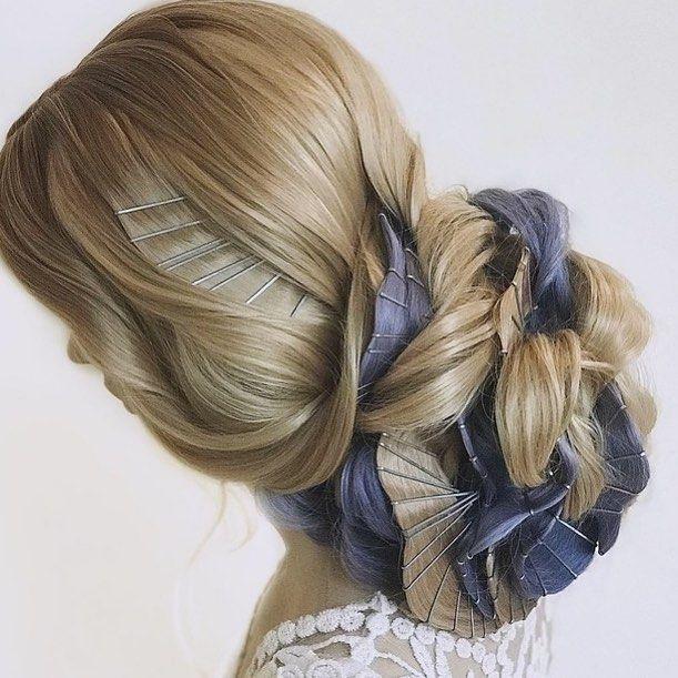 Просто добавь невидимок и лака для волос: 10 причесок, созданных Кейси Пауэлл, фото № 6