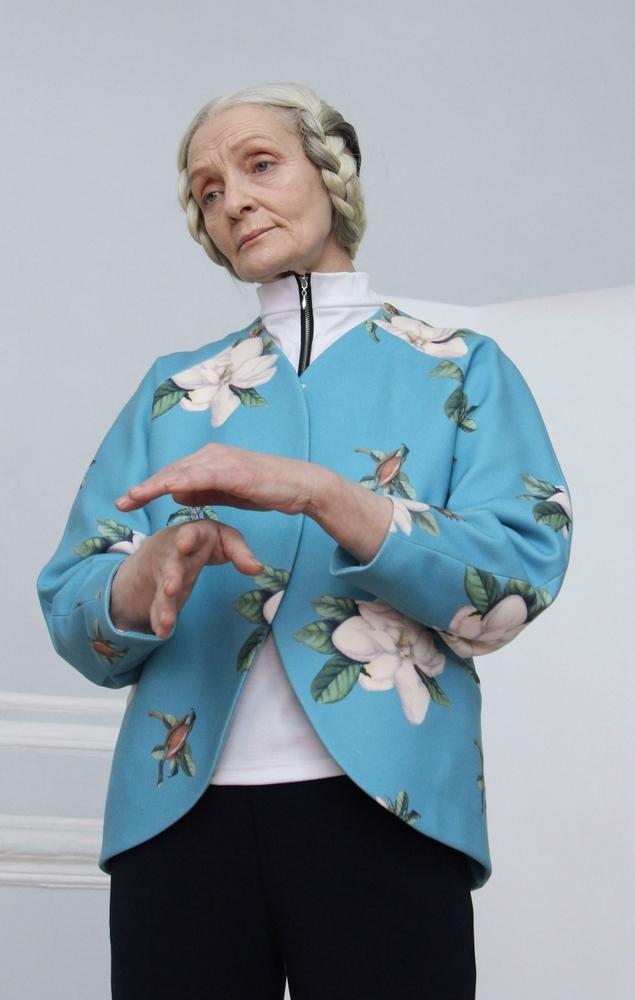 Как 64-летняя петербурженка стала моделью года, фото № 7