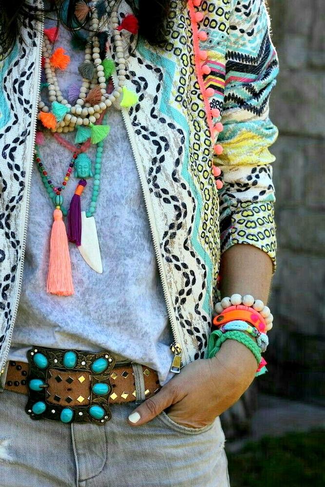 Стиль бохо: мода из параллельных миров, фото № 11