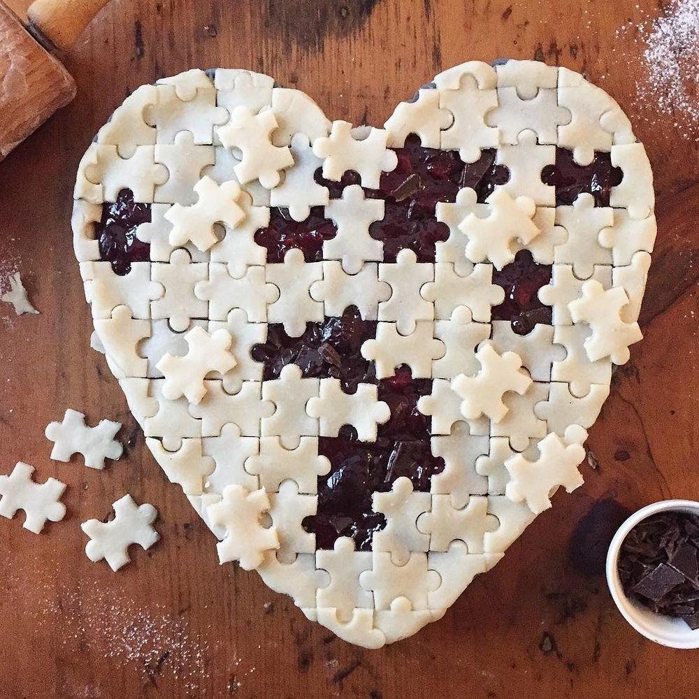 Самоучка печет пироги невероятной красоты: кулинарные шедевры от Helen Nugent + 3 секрета идеальной выпечки, фото № 38