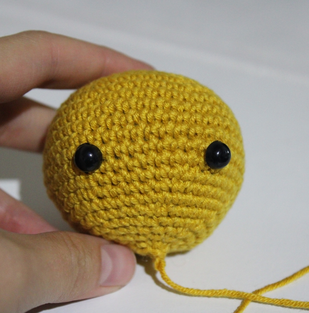 Crocheting a Cute Lion, фото № 1
