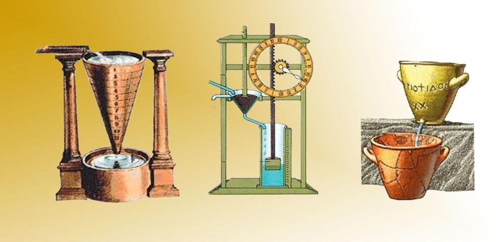 Краткая история создания и развития часов, фото № 2