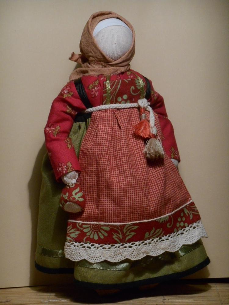 История и особенности русской тряпичной куклы, фото № 16