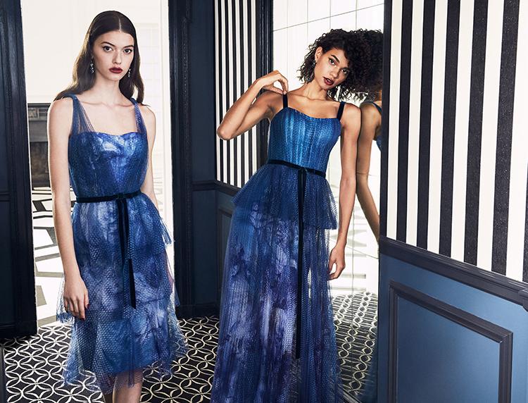 Drama Marquess: Fashion Collection Marchesa Notte Fall 2019, фото № 5