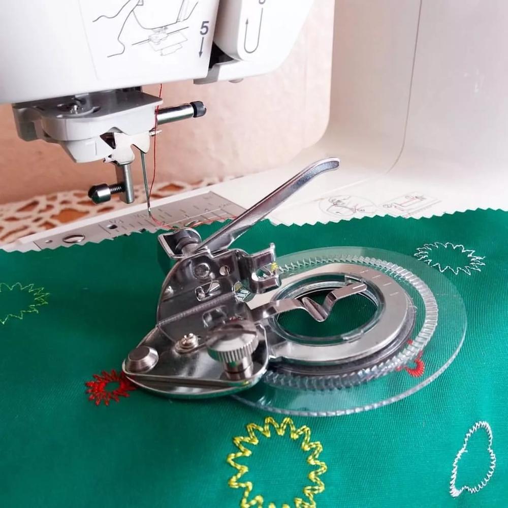 20 лапок для супер-возможностей вашей швейной машинки, фото № 18