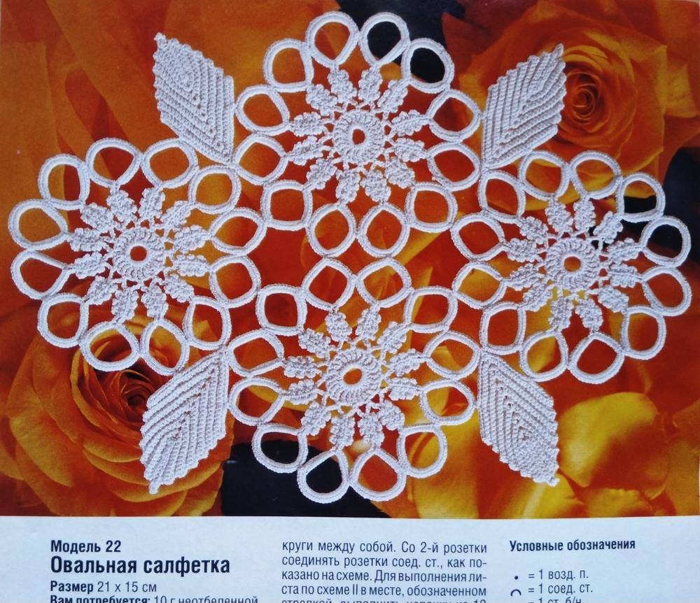 Diana Креатив  «Филейное вязание» , №8/2001. Фото работ, фото № 16