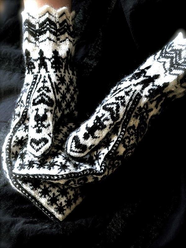 К зиме готовы! 50 идей вещей для вязания спицами, фото № 29