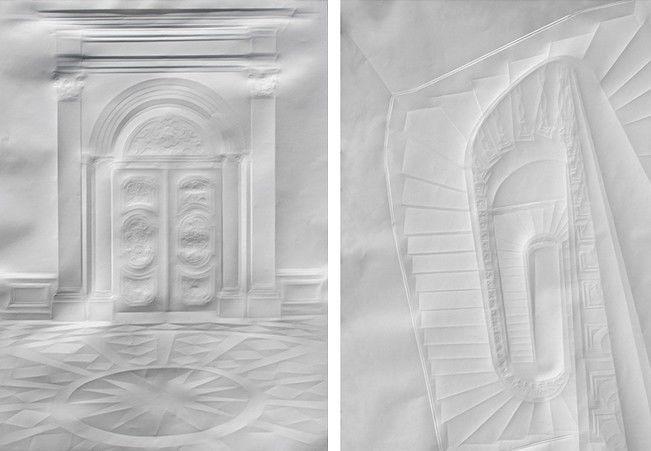 Бумажные шедевры кельнского художника, фото № 5