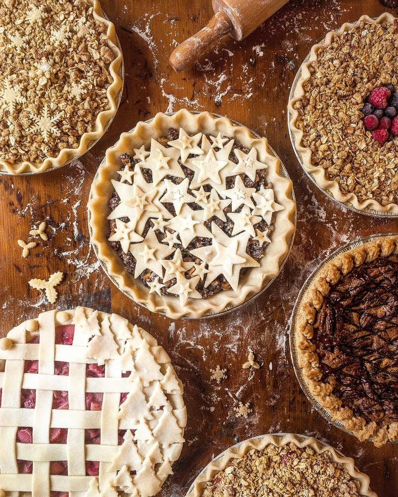 Самоучка печет пироги невероятной красоты: кулинарные шедевры от Helen Nugent + 3 секрета идеальной выпечки, фото № 42