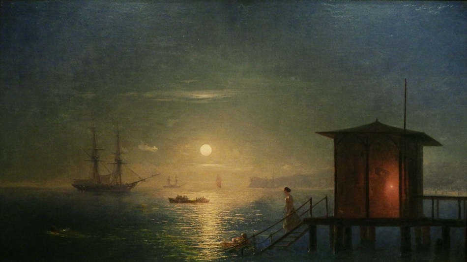 Unique Exhibition of Paintings by Aivazovsky, фото № 3