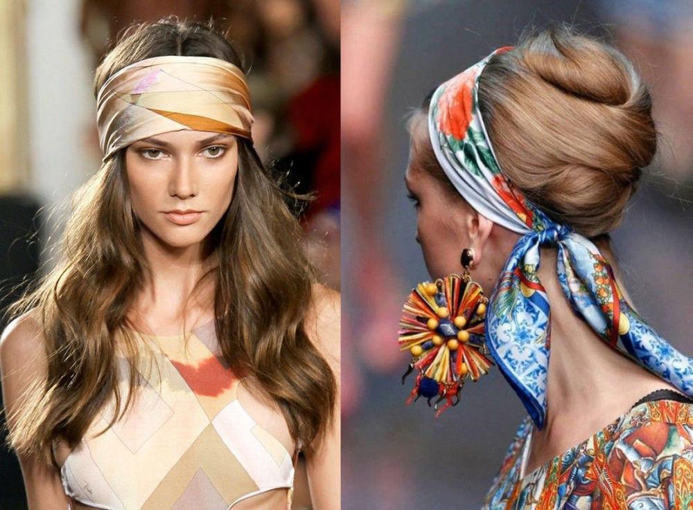 Летний платок: 12 способов добавить ярких красок в свой образ – Ярмарка Мастеров<br />