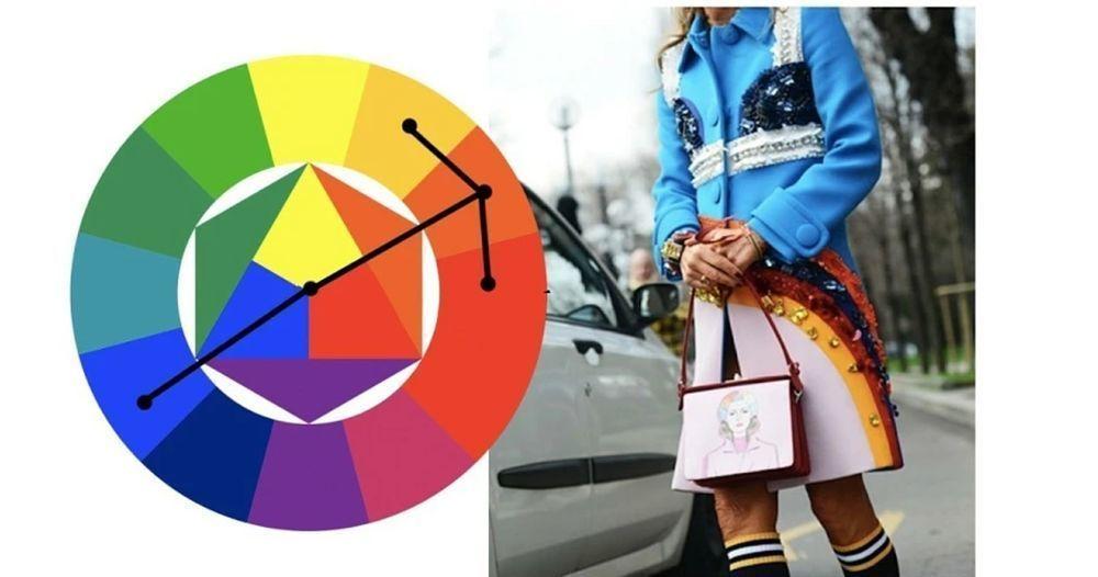 Цветовой круг Иттена. 5 способов сочетать цвета правильно, фото № 19
