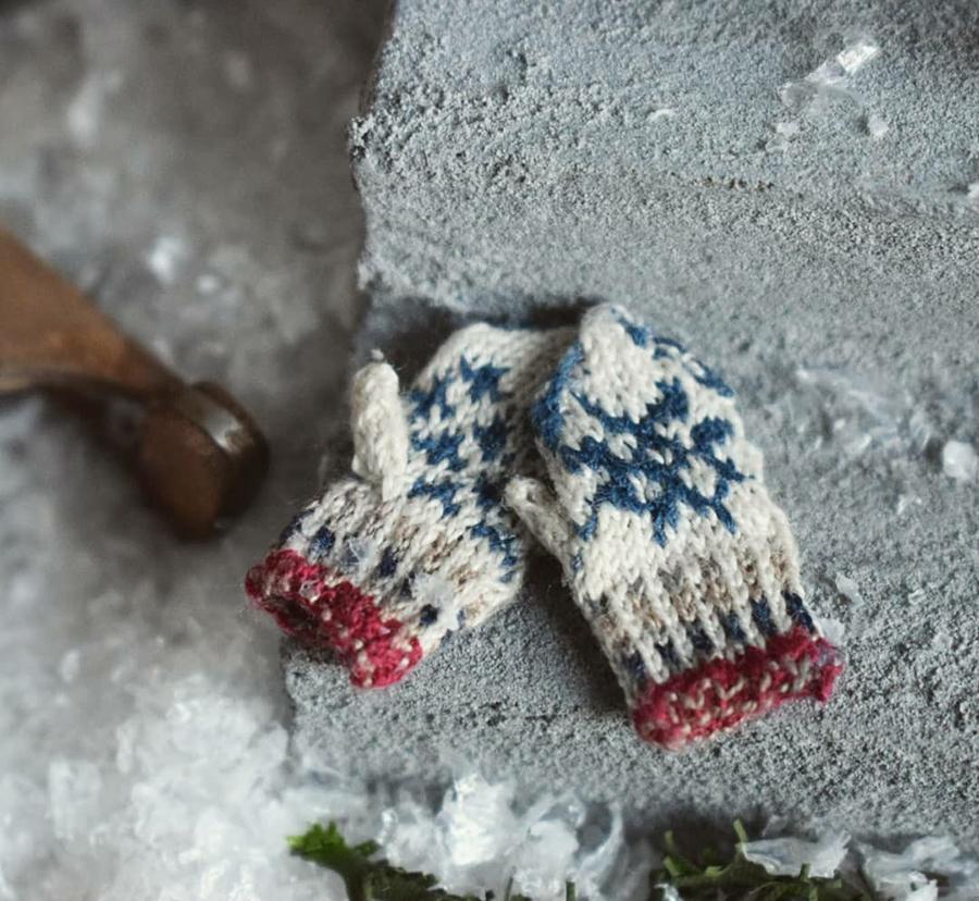 Финская художница создает дома мечты... в миниатюре, фото № 25