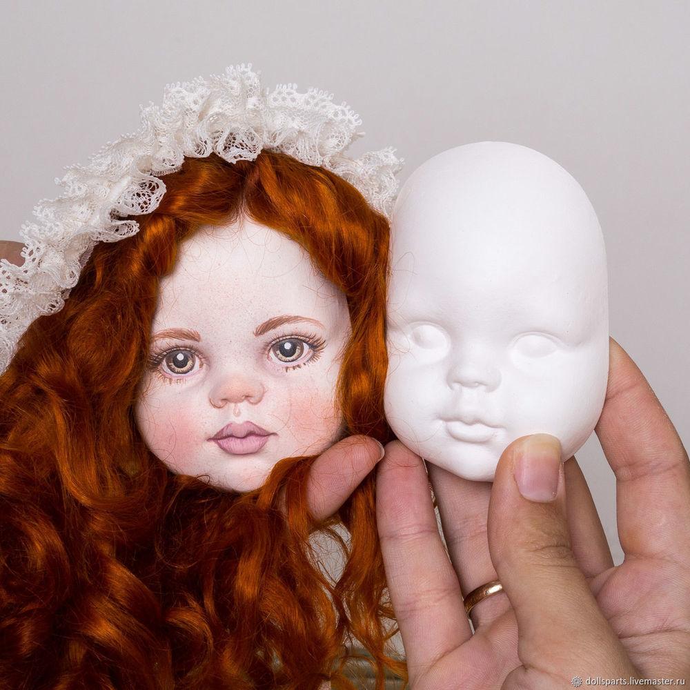 Расписываем кукольное лицо, фото № 2