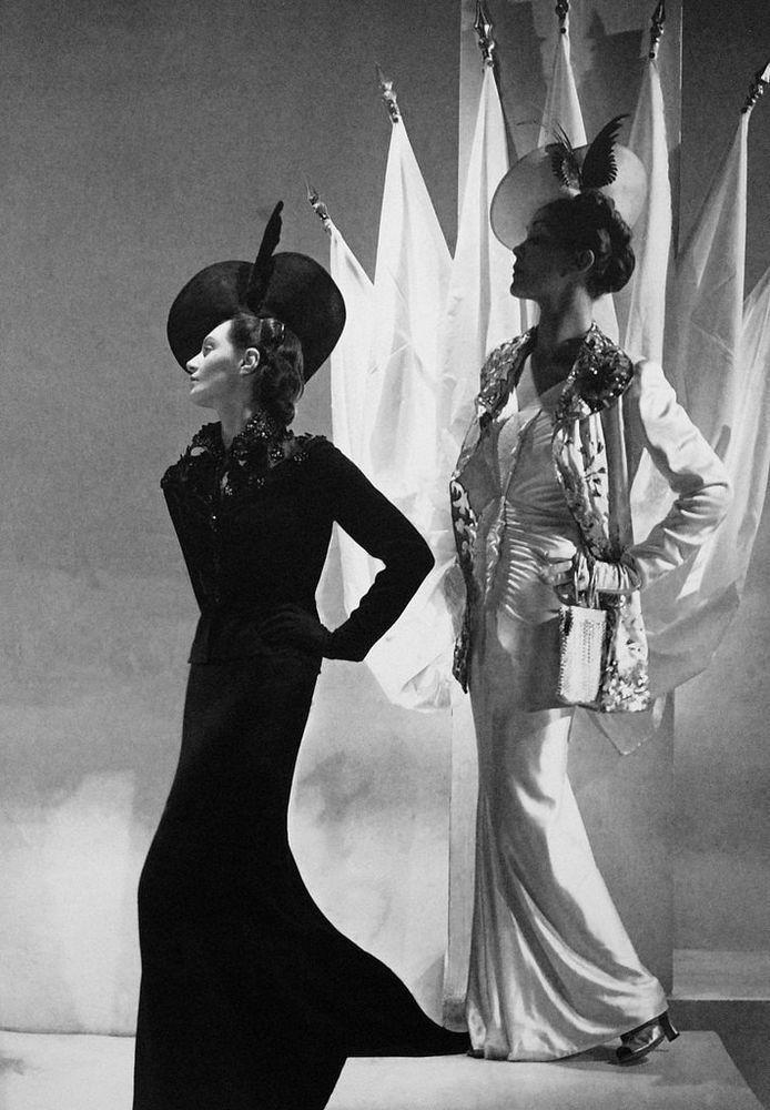 История показов мод. Истоки высокой моды, фото № 16