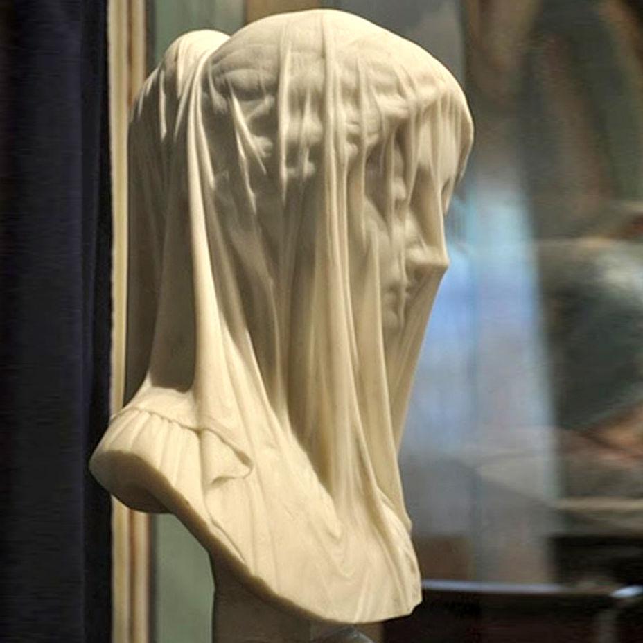 «Ткань, опьянённая собой» — мраморная вуаль – Ярмарка Мастеров<br />