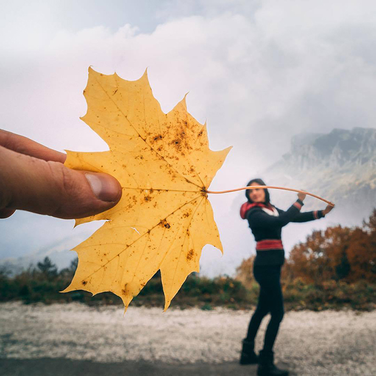 15 Ideas For Autumn Photos That You Will Definitely Want To Repeat, фото № 5