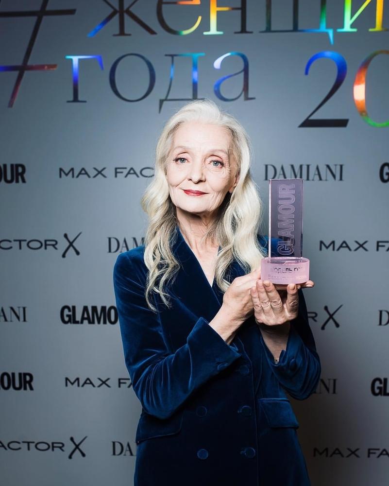 Как 64-летняя петербурженка стала моделью года, фото № 1