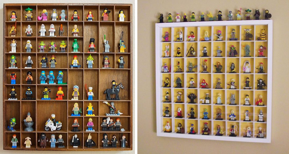 Коллекционируем красиво: 40+ впечатляющих полок для хранения коллекций, фото № 39