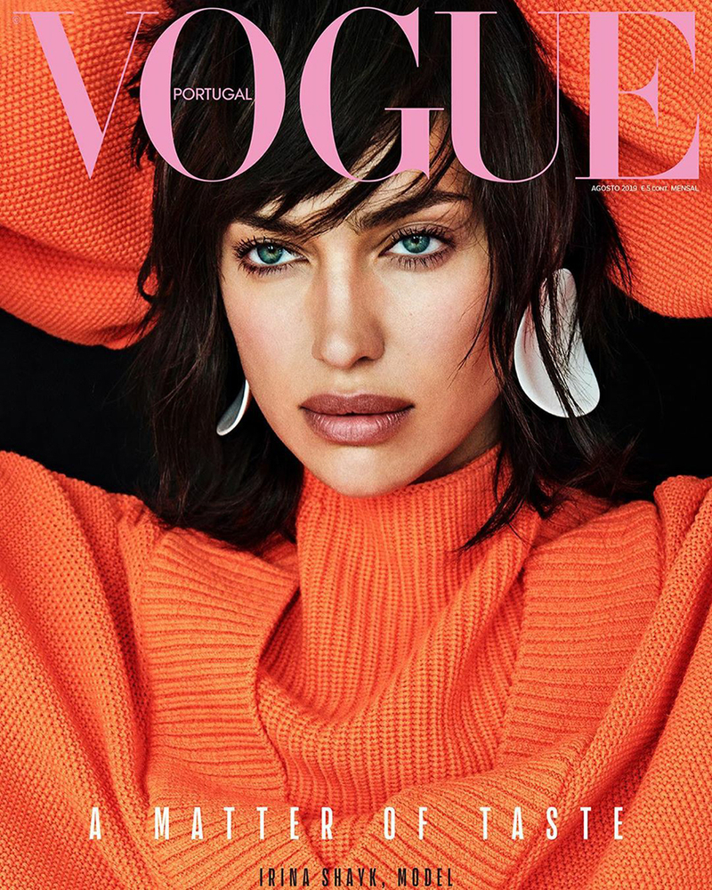 Best Vogue Cover in History? Comedian Made Irina Shayk Impression and Became Magazine Star + 30 Hilarious Photos, фото № 1