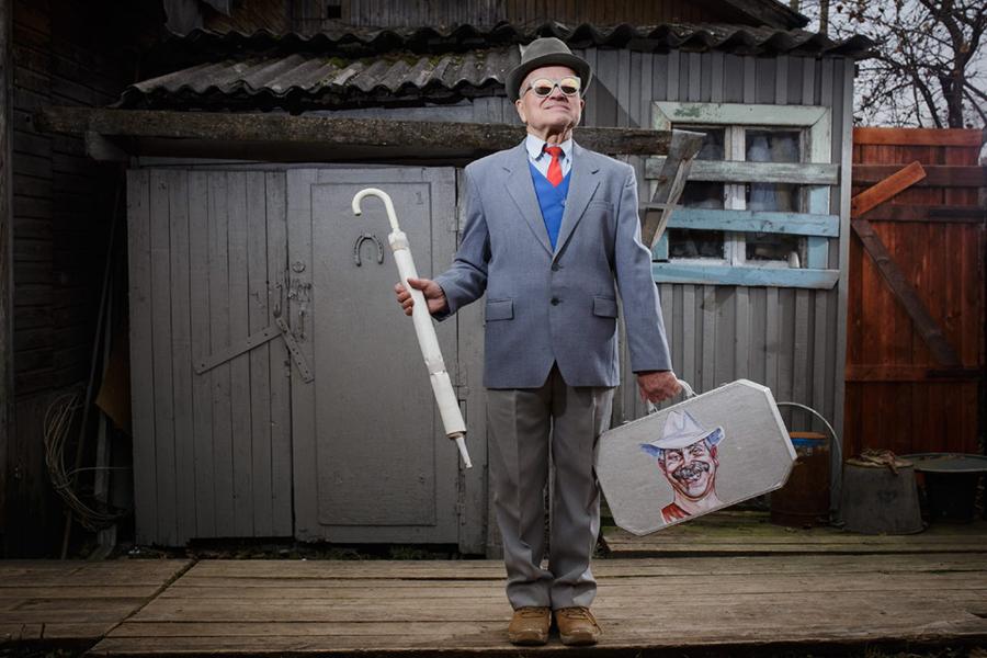 Вятский модник: как 72-летний пенсионер своими нарядами дает фору молодым, фото № 9