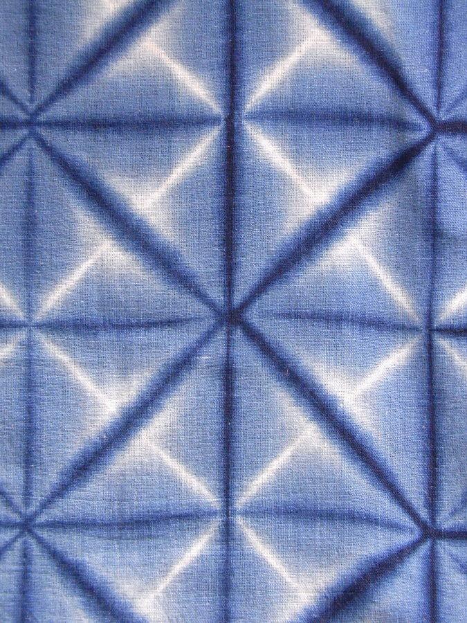Shibori — Сибори: необычное окрашивание ткани – Ярмарка Мастеров<br />
