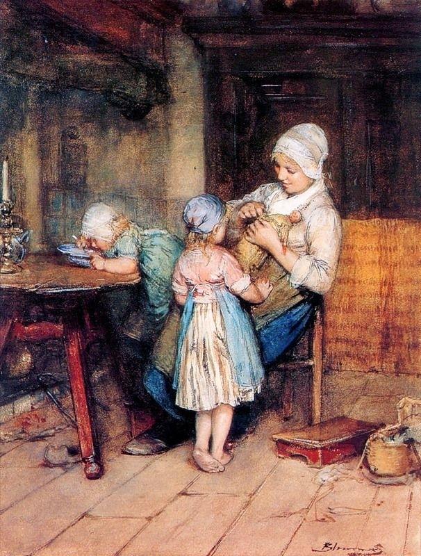 История и особенности русской тряпичной куклы, фото № 5
