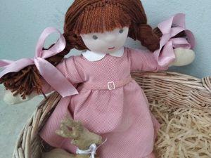 Вальдорфские куколки от 1500 руб. Ярмарка Мастеров - ручная работа, handmade.