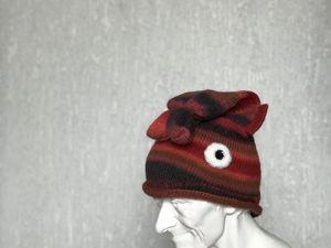 Шапки Рыбы Norwegian Fish. Ярмарка Мастеров - ручная работа, handmade.