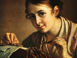 Кружевница-мастерица кружева свои плетет. Ярмарка Мастеров - ручная работа, handmade.