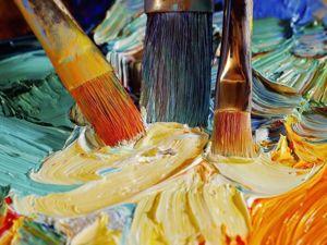 Советы для начинающих художников. Часть 1: выбираем краски. Ярмарка Мастеров - ручная работа, handmade.