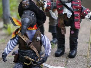 Как я шила коллекцию  «Звери пираты» . Ярмарка Мастеров - ручная работа, handmade.