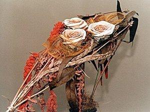 Как правильно сушить цветы для цветочных композиций. Ярмарка Мастеров - ручная работа, handmade.