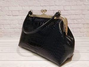 Розыгрыш шикарной сумки в Магазине Anny-Bags среди подписчиков. Ярмарка Мастеров - ручная работа, handmade.