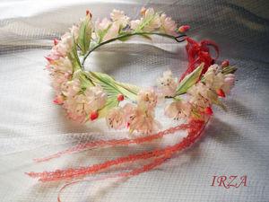 Пора цветения сакуры. Ярмарка Мастеров - ручная работа, handmade.
