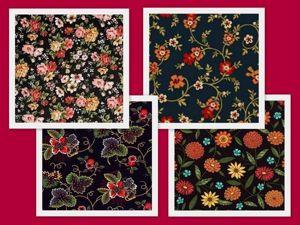 «Тысяча цветов» — супертренд! Немного из истории принта. Ярмарка Мастеров - ручная работа, handmade.