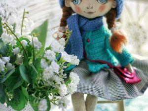 Видеоурок: создаем ароматизированную текстильную куклу. 1 часть. Ярмарка Мастеров - ручная работа, handmade.