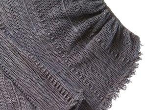 Вяжем юбку крючком. Ярмарка Мастеров - ручная работа, handmade.