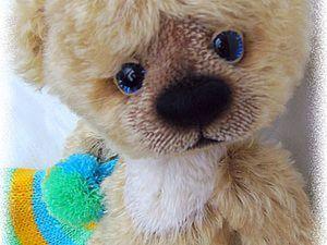 Тонировка маслом (для Тедди и других игрушек). Ярмарка Мастеров - ручная работа, handmade.