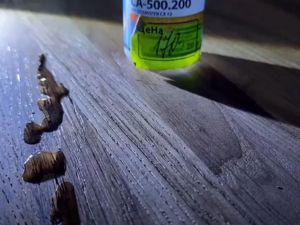 Реставрируем трещину на столешнице. Ярмарка Мастеров - ручная работа, handmade.