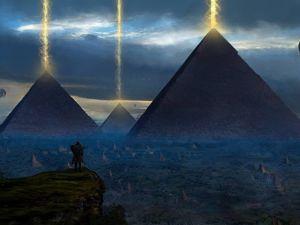 Пирамиды из Камня. Ярмарка Мастеров - ручная работа, handmade.