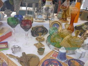 Замечательный блошиный рынок! Часть 1. Ярмарка Мастеров - ручная работа, handmade.