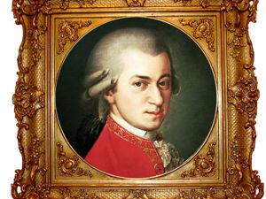 Вдохновение и музыка. Феномен Моцарта. Ярмарка Мастеров - ручная работа, handmade.