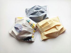 Детские защитные  маски. Новые цвета. Ярмарка Мастеров - ручная работа, handmade.