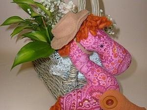 Ковбойская шляпа для лошадки.МК. Ярмарка Мастеров - ручная работа, handmade.