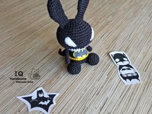 Бэтмен. Ярмарка Мастеров - ручная работа, handmade.