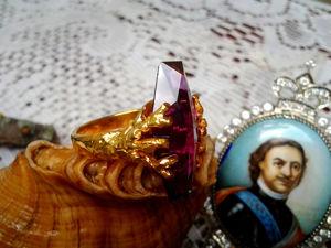 Видео:Кольцо,серебро,александрит. Ярмарка Мастеров - ручная работа, handmade.