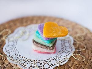 """Сахарный скраб """"Неделька"""" своими руками. Ярмарка Мастеров - ручная работа, handmade."""