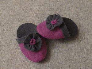 Шьем тапочки для куклы-сплюшки. Ярмарка Мастеров - ручная работа, handmade.