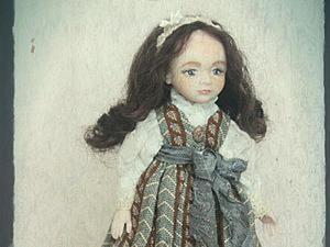 Создаем чудесную куколку из полимерной глины. Ярмарка Мастеров - ручная работа, handmade.